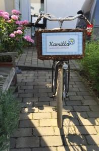 Kamilla Catering_Fahrrad